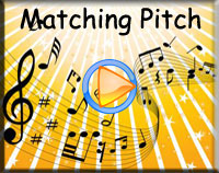 Matching Pitch