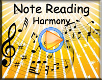 Note Reading Harmony