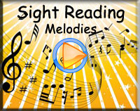 Sight Reading Melodies & Harmony Parts