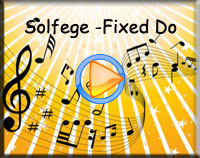 Solfege Fixed Do