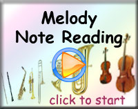Note Reading Melodies