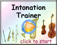 Intonation Trainer - Melody